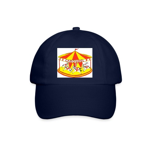 carouselsmall - Baseball Cap