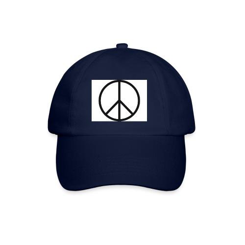 peace - Baseballcap