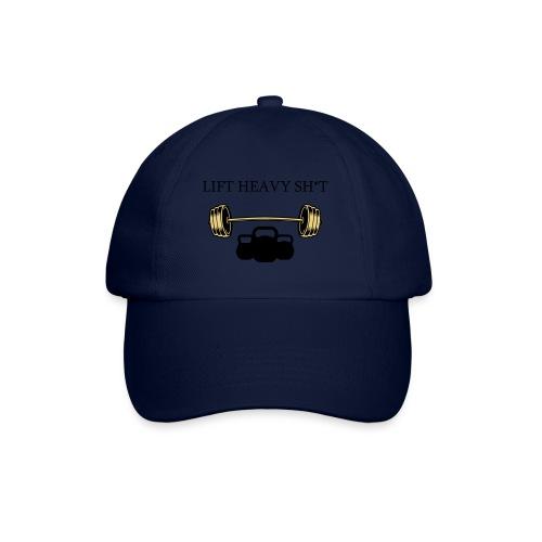 LIFT HEAVY SHIT - Baseballkappe