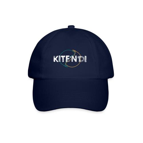Front Kitesurf Passion White - Cappello con visiera