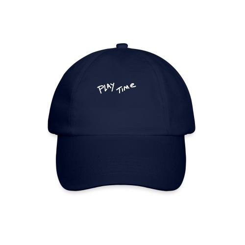 Play Time Tshirt - Baseball Cap