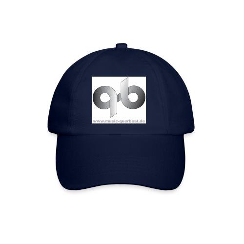 qbshirtweiss - Baseballkappe