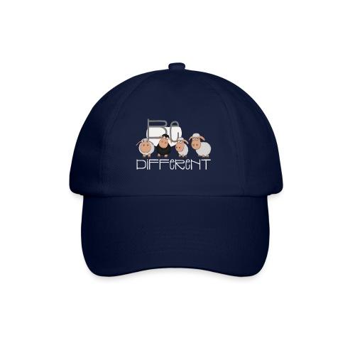 Coole Be different Schafe Gang - Gute Laune Schaf - Baseballkappe