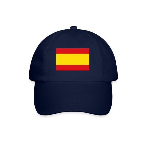 vlag van spanje - Baseballcap