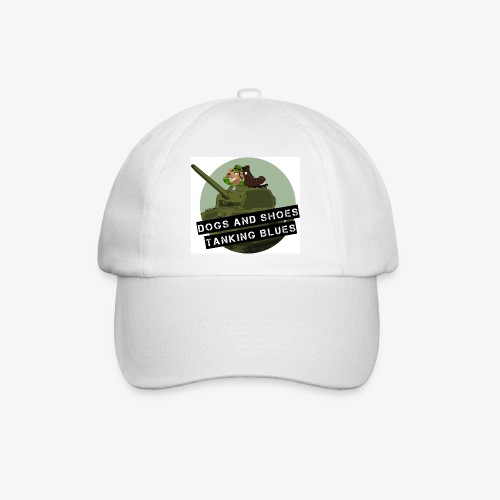 logo dogs nieuw - Baseballcap