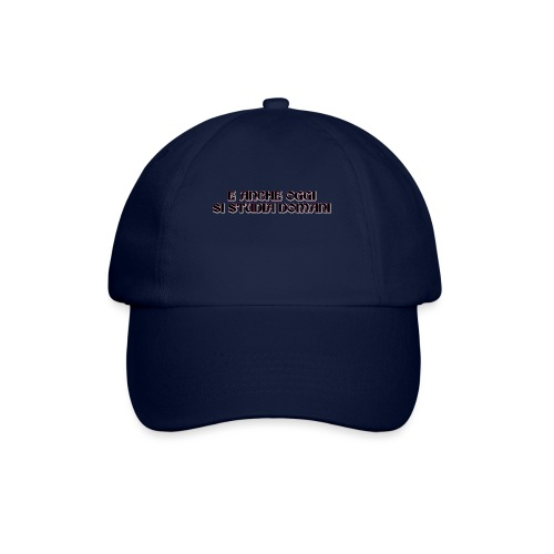 scritta simpatica - Cappello con visiera