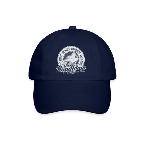 Logo Wolfsrudel - Baseballkappe