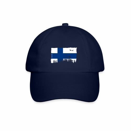 Suomen lippu, Finnish flag T-shirts 151 Products - Lippalakki