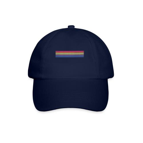 Colored lines - Baseball Cap