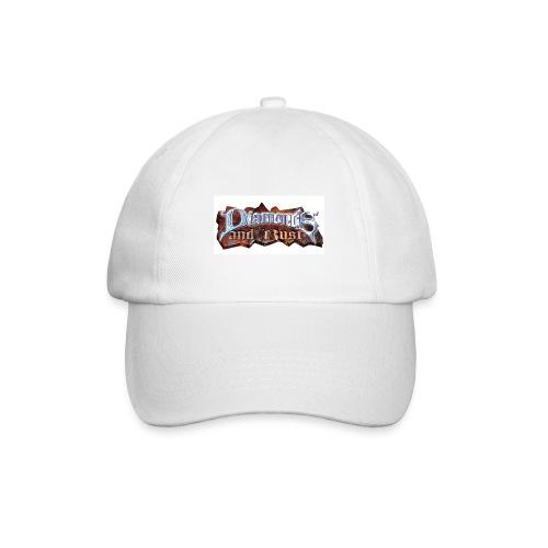 logo 2 - Baseballkappe
