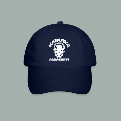 KABARKA MEMBER WHITE png - Casquette classique