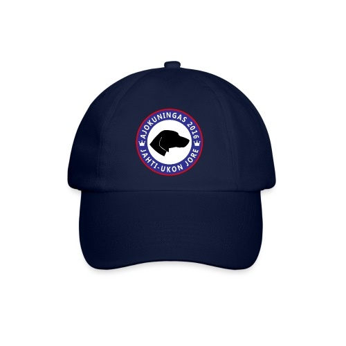 Ajokuningas t-paita - Lippalakki