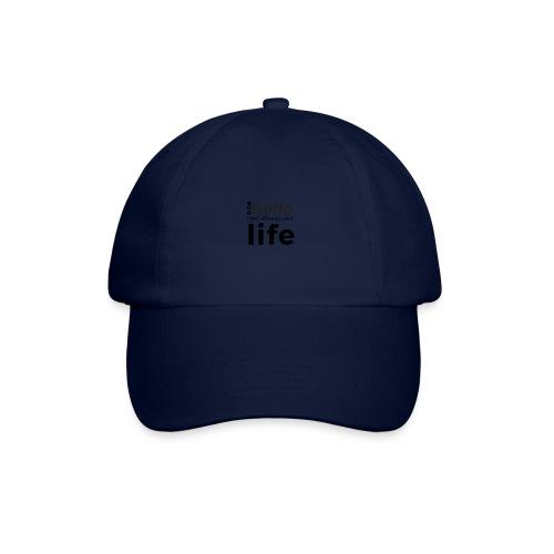 one hello can change your life - Baseballkappe