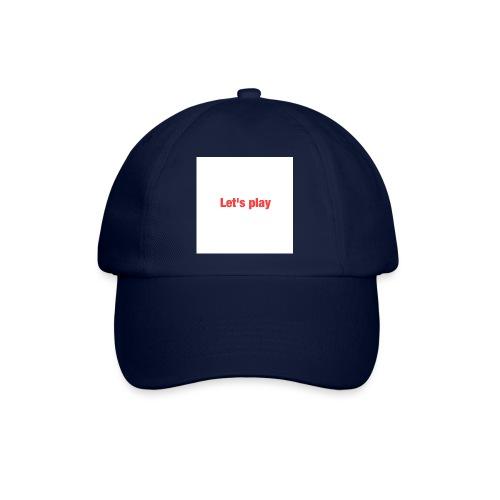 Let's play - Baseball Cap