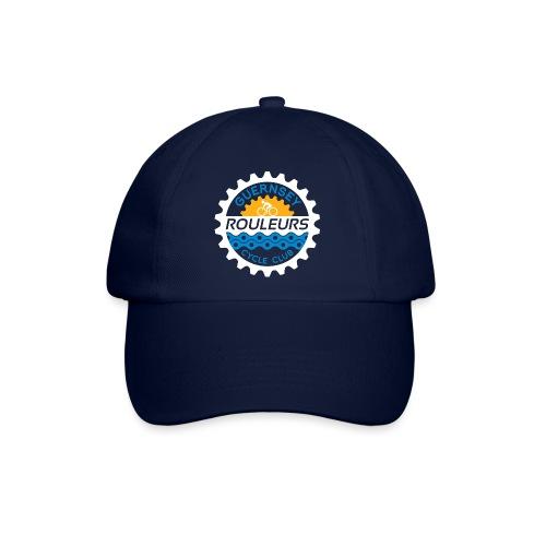 Guernsey Rouleurs Reversed Logo - Baseball Cap