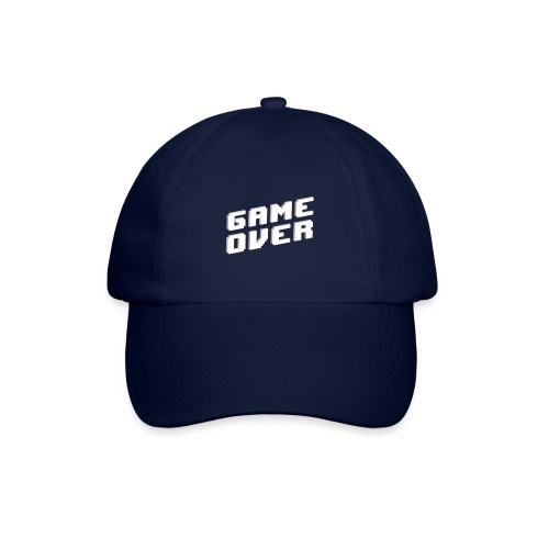 Game Over - Baseballkappe