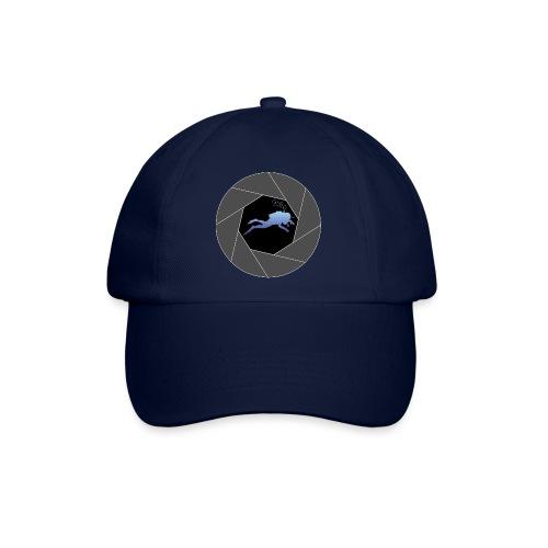 Taucher in Blende - Baseballkappe
