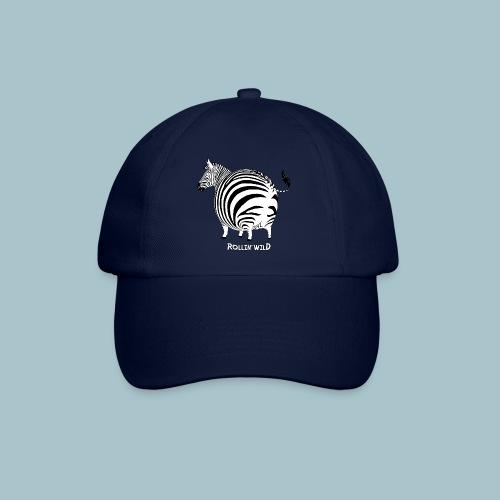 Rollin' Wild - Zebra - Baseball Cap