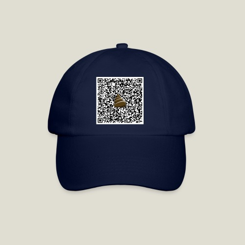 QR-kod bajshoroskop - Basebollkeps
