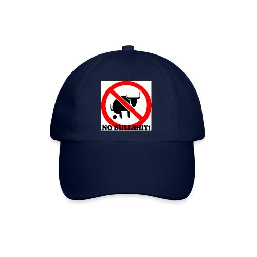 no bullshit 2 - Baseballcap