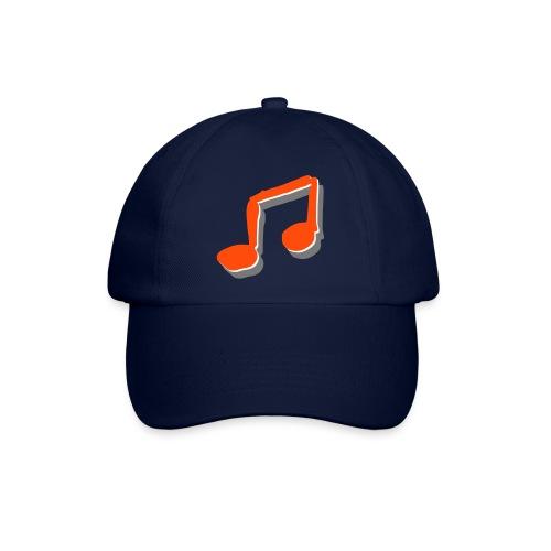Liederpfarrer-Note - Baseballkappe