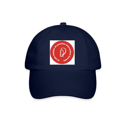 logo equipier incendie - Casquette classique