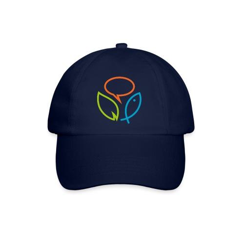Monte Logo Strich - Baseballkappe