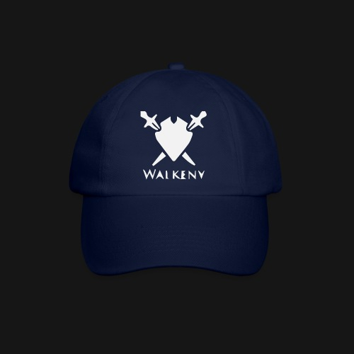 Walkeny Schwert Logo! - Baseballkappe