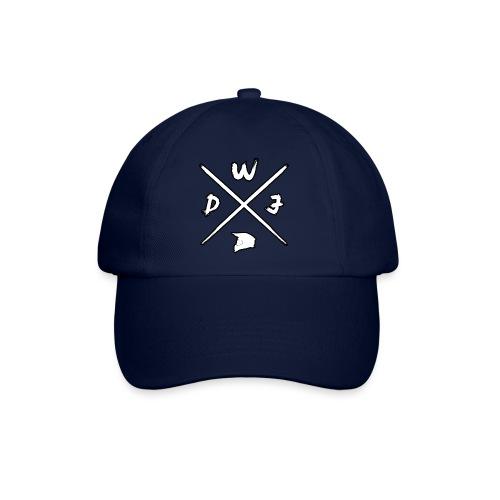DWJ CREW LOGO - Baseballcap