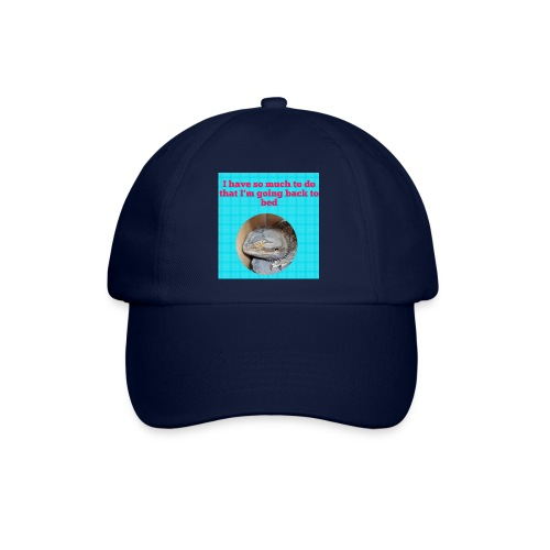 The sleeping dragon - Baseball Cap