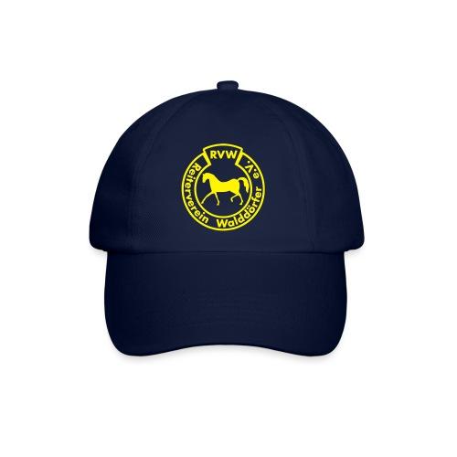 RVW Logo gelb - Baseballkappe