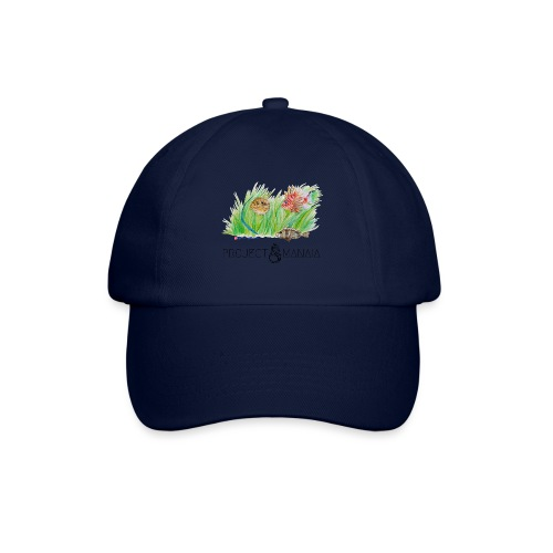 Invasive Species designed by @sketchingwildheart - Baseball Cap
