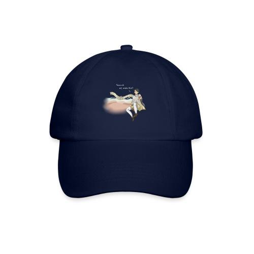 20141223 Design1 Komm mit auf unsere Reise png - Baseballkappe