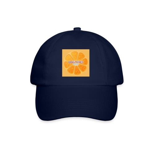 orangetextur - Baseballkappe