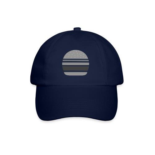 Logo_panhamburger_gris - Casquette classique