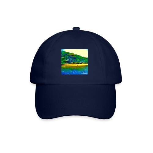 Tropical beach - Cappello con visiera
