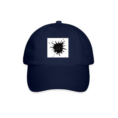 Blacktuber Splash Logo - Baseballcap
