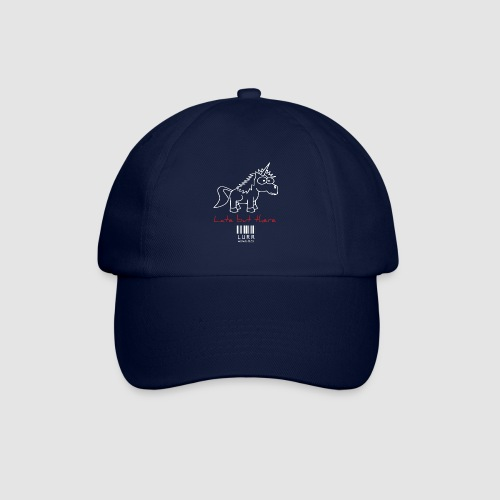 lurr unicorn - Baseball Cap