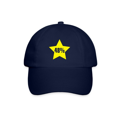 48% in Star - Baseball Cap