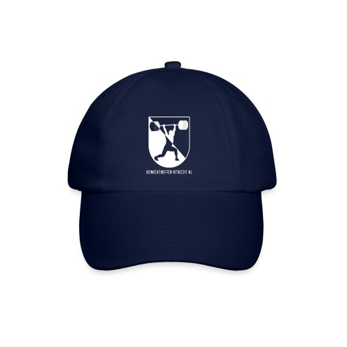 Gewichtheffen Utrecht Logo Trui - Baseballcap