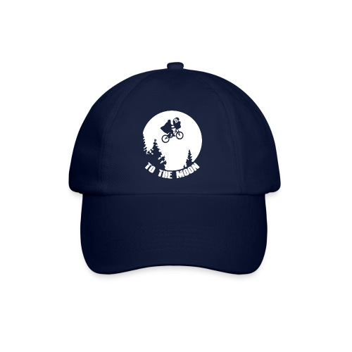 to the moon,bitcoin - Baseballcap