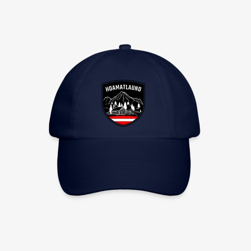 Hoamatlaund logo - Baseballkappe