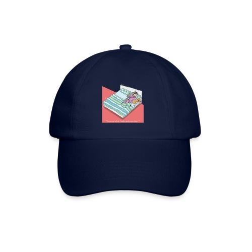 pajama party - Baseball Cap