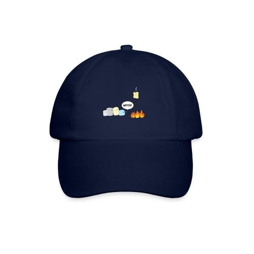Marshmallow Witch - Cappello con visiera