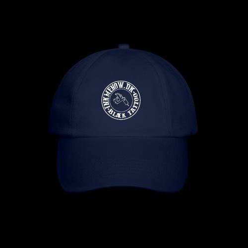 logo hvid png - Baseballkasket