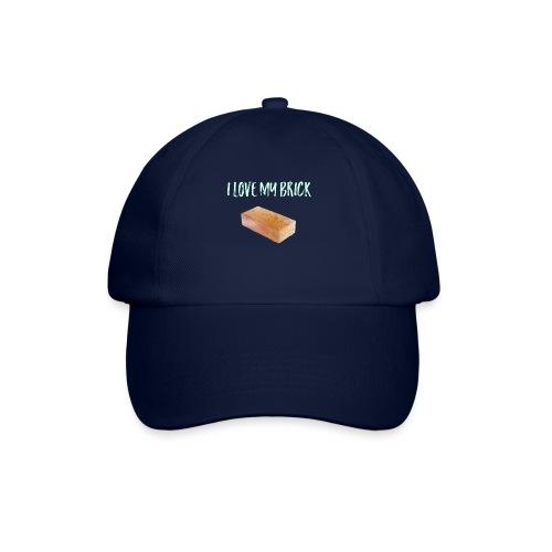 I love my brick - Baseball Cap