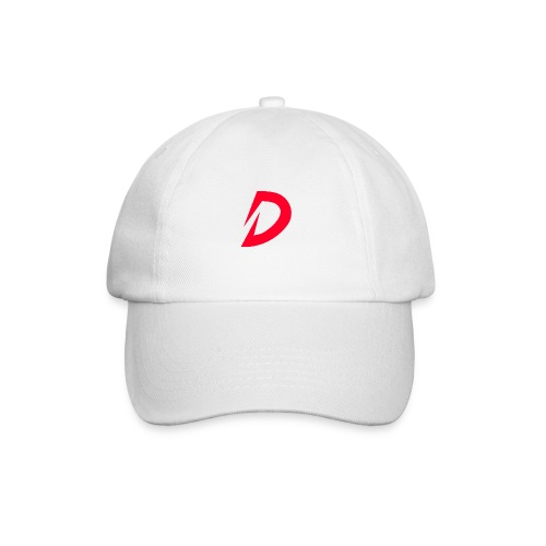 Destra Logo by Atelier render red - Baseballcap