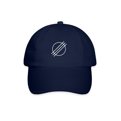 DJ Øyvind Offisiell Logo (hvit) - Baseballcap