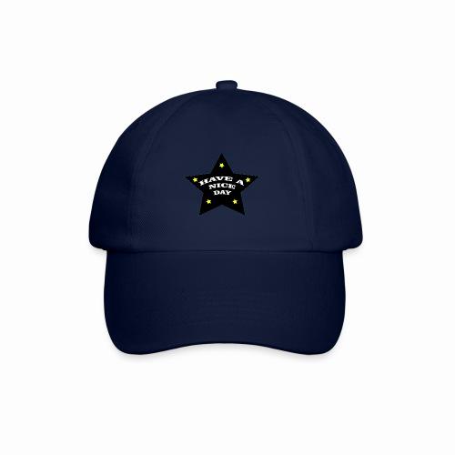 Have a nice Day stern - Baseballkappe
