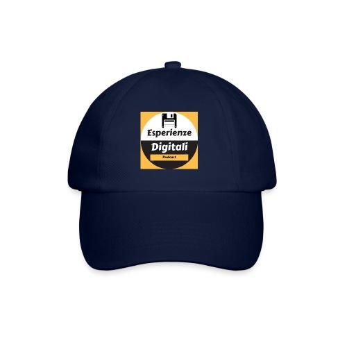 Logo Esperienze Digitali - Cappello con visiera
